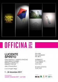OFFICINA OPEN presenta