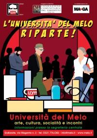 """L'Università del Melo riparte """"in sicurezza"""""""